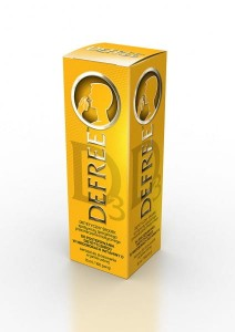 DEFREE witamina D3 w spray'u 15 ml